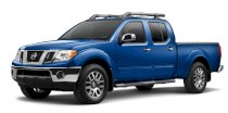 Nissan Frontier Crew Cab S 4.0 AT 4x4 2013