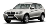 BMW X3 sDrive20d 2.0 MT 2013