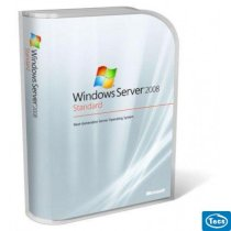 Windows Server Std 2008 R2 w/SP1 x 64 English 1pk DSP OEI DVD 1-4CPU 5 Clt (P73-05128)