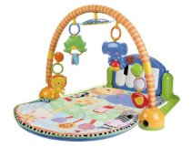 Thảm piano Fisher-Price Discover N Grow kick and Play Piano. Mỹ