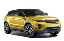 Land Rover Range Rover Evoque Dynamic SD4 2.2 MT 4WD 2013