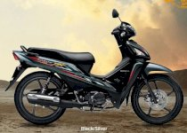 Honda Wave DX 110 2013 (Đen)