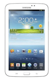 Samsung Galaxy Tab 3 7.0 (P3210) (Dual-core 1.2 GHz, 1GB RAM, 16GB Flash Driver, 7 inch, Android OS v4.1) WiFi Model