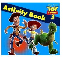 Toy story 3 – Activity book