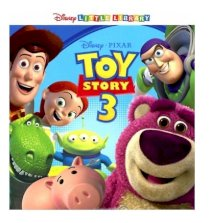 Toy Story 3 - Disney little library
