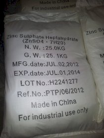 Zinc Sulphate Heptahydrate ZnSO4.7H2O