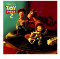 Toy story 2 – Story book