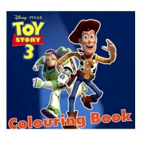 Toy story 3 – Colouring book