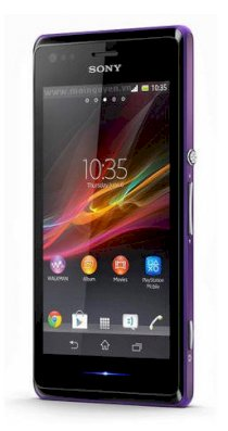 Sony Xperia M C1905 Purple