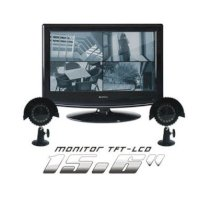 Braview LCD 15.6 Inch Widescreen mod 15601