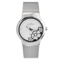 Skagen Women's 881SSS Japan Quartz Movement Analog Watch