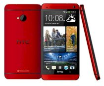HTC One (HTC M7) 64GB Red