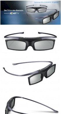 kính 3D Samsung SSG-5100GB 3D TV Glasses (Battery)