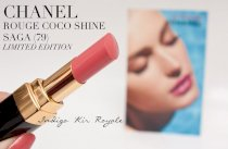 Son Chanel Rouge Coco Shine (số 79 Saga)