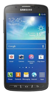 Samsung Galaxy S4 Active (Samsung I9295/ Galaxy S IV Active) Grey