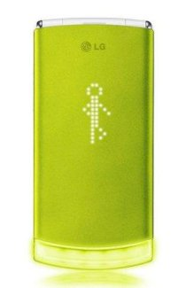 LG Lollipop GD580 Green