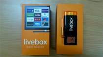 Orange HD LiveBox S2 + Livemous F2