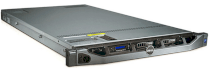 Server Dell PowerEdge R620 - E5-2689 (Intel Eight Core E5-2689 2.6Ghz, Ram 8GB, HDD 250GB, DVD, Raid H310 (Raid 0,1,5,10), PS 495Watts)