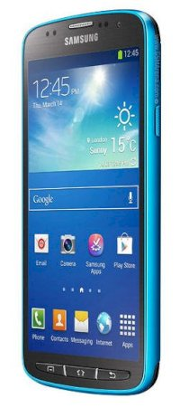 Samsung Galaxy S4 Active (Galaxy S IV Active/ SGH-i537) Blue