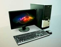 Máy tính Desktop SingPC i73.7R82TD (Intel Core i7 3770 3.9GHz, RAM 8GB, HDD 2TB, Power 500W, LCD SingPC 20 Inch)