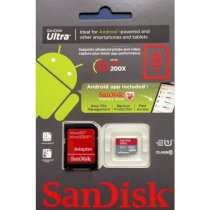 Sandisk Mobile Ultra 8GB (Class 10)