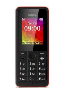 Nokia 106 Red