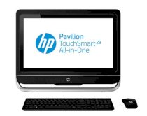 Máy tính Desktop HP Pavilion TouchSmart 23 (H5Y67AA) (Intel Core i3-3240 3.4G, Ram DDR3 4GB, HDD 1TB, VGA NVIDIA GeForce 610, Windows 8 64-bit)
