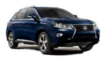Lexus RX350 3.5 AT FWD 2014