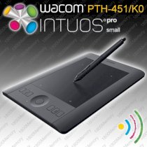 Bảng vẽ Wacom Intuos Pro Touch Small PTH-451