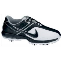 New Nike Air Rival Golf Shoes 2013 White/Silver