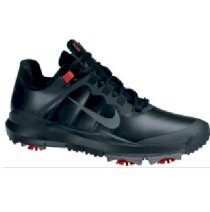 Nike Mens TW Tiger Woods 2013 Golf Shoes Black New