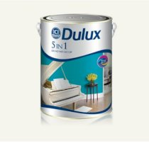 Sơn nội thất cao cấp – ICI Dulux 5 in 1