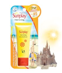Kem chống nắng Rohto Sunplay Out-Going SPF45 PA++ 30g