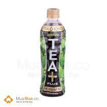 Trà Ô Long Tea + Plus, chai 455ml / PepsiCo