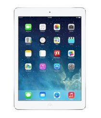 Apple iPad Air (iPad 5) Retina 32GB iOS 7 WiFi 4G Cellular - Silver