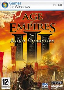 Game AGE OF EMPIRES III THE ASIAN DYNASTIES (PC)