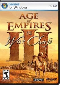 Game AGE OF EMPIRES III WARCHIEFS (PC)