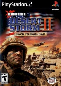 Conflict: Desert Storm II: Back to Baghdad (PS2)