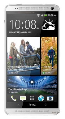 HTC One Max 32GB Silver