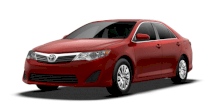 Toyota Camry LE 2.5 AT 2014