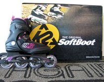 New K2 Kinetic 80 Womens Inlines