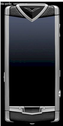 Vertu Constellation T Polished Stainless Steel Black
