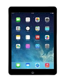 Apple iPad Air (iPad 5) Retina 16GB iOS 7 WiFi 4G Cellular - Space Gray