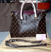LV Monogram Canvas Pallas M40906