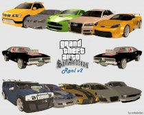 Grand Theft Auto San Andreas Real v2 (PC)