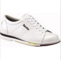 Dexter Men's SST 1 Right Handed Bowling Shoes - White (Wide Width)
