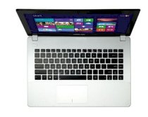 Asus X451CA-VX025D (Intel Celeron 1007U 1.5GHz, 2GB RAM, 500GB HDD, VGA Intel HD Graphics 4000, 14 inch, PC DOS)