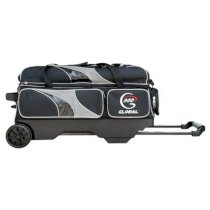 900 Global 3 Ball Deluxe Roller Bowling Bag
