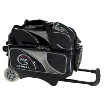 900 Global 2 Ball Deluxe Roller Bowling Bag