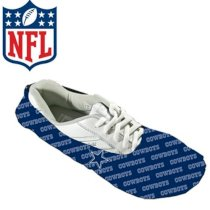 KR NFL Shoe Covers - Dallas Cowboys